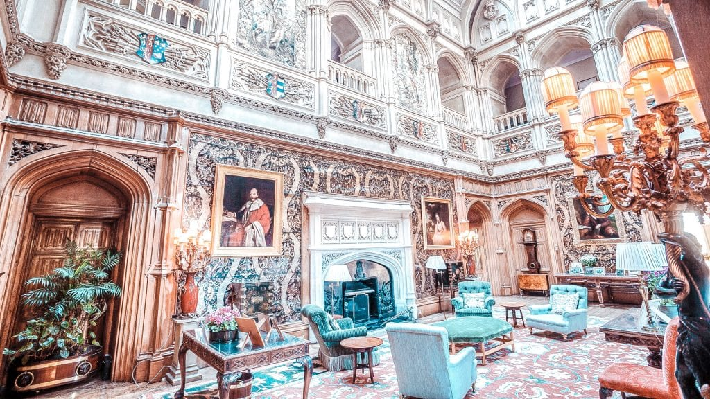 10 best citytrips from london downton abbey highclere