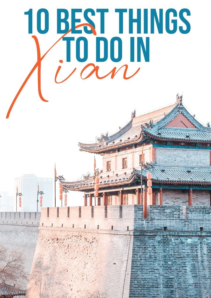 10 best things to do in xian china
