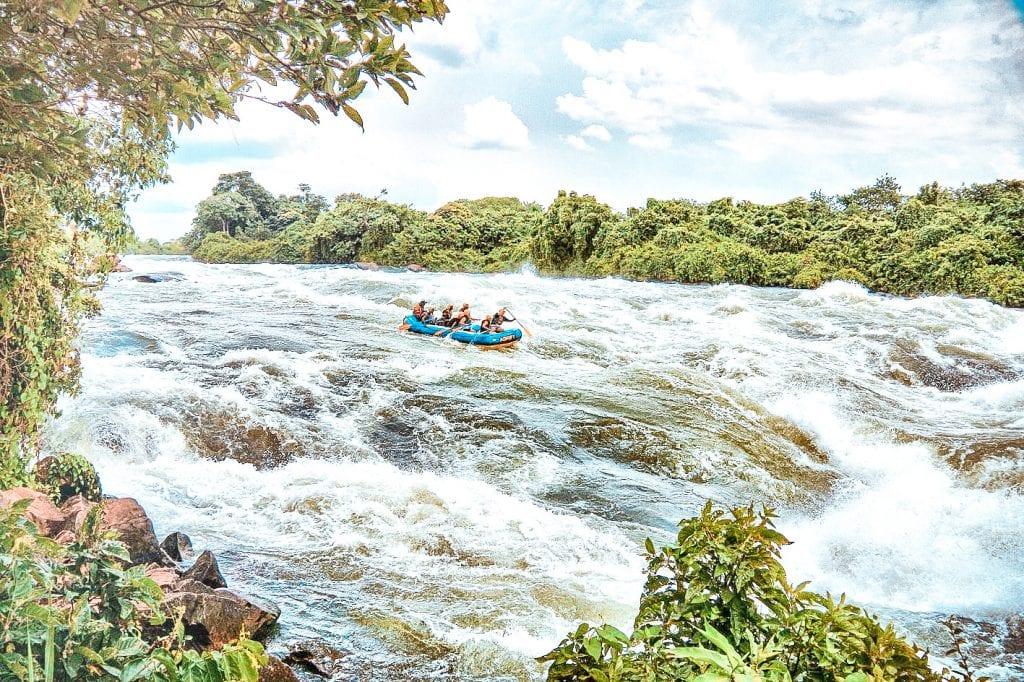8 reasons why visit uganda raft on the nile