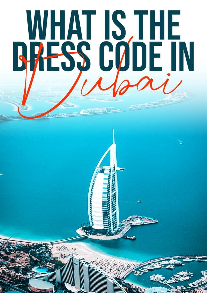 what is the dress code in dubai