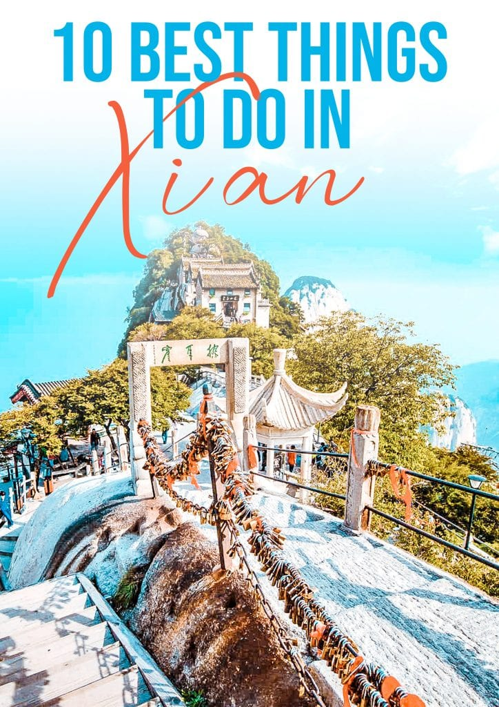 what to do in xian 10 best things