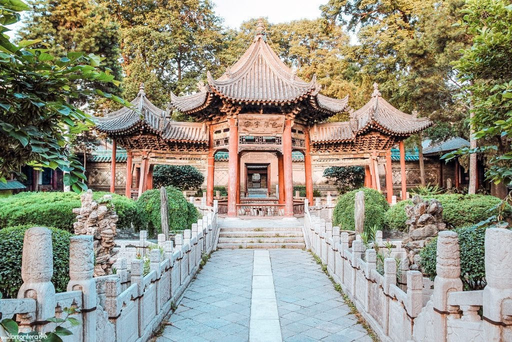 what to do in xian china great mosque