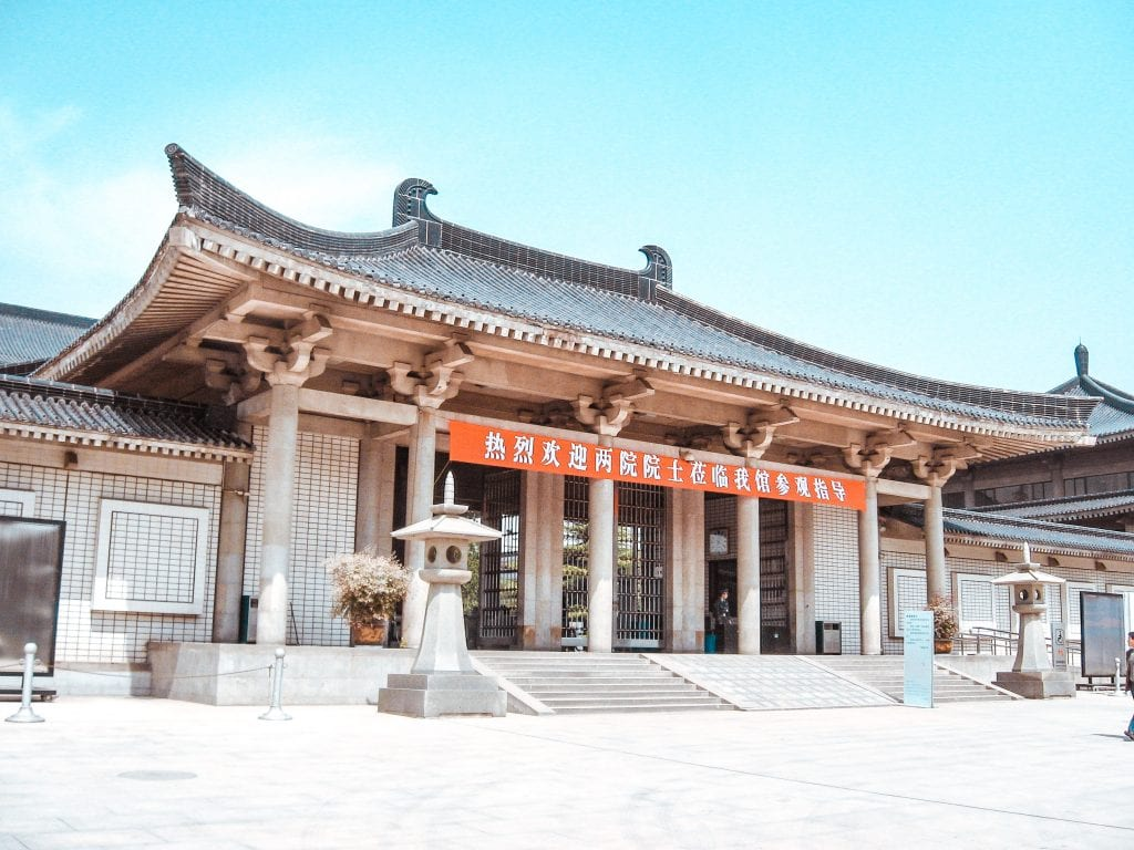 what to do in xian china shaanxi history museum