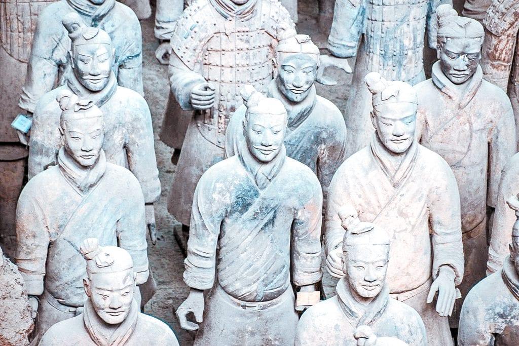 what to do in xian china terracotta warriors