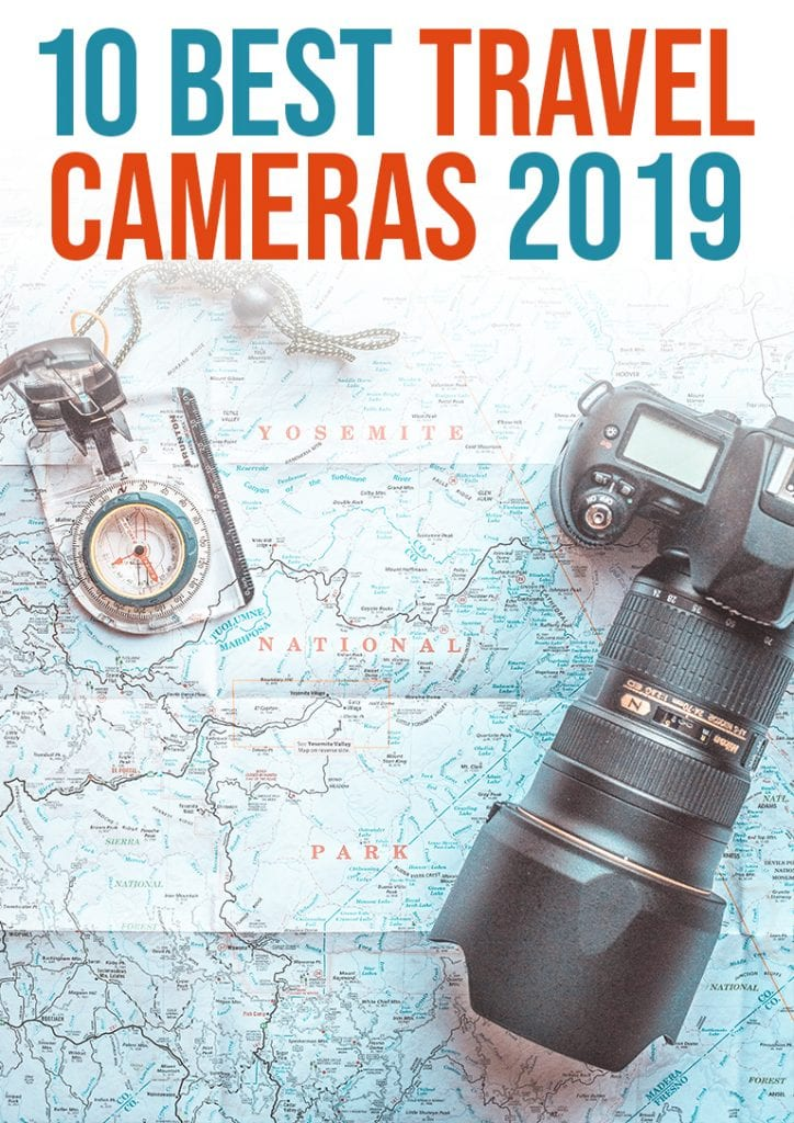 10 best travel cameras 2019