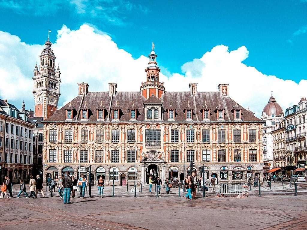 10 free things attractions to do lille stock exchange