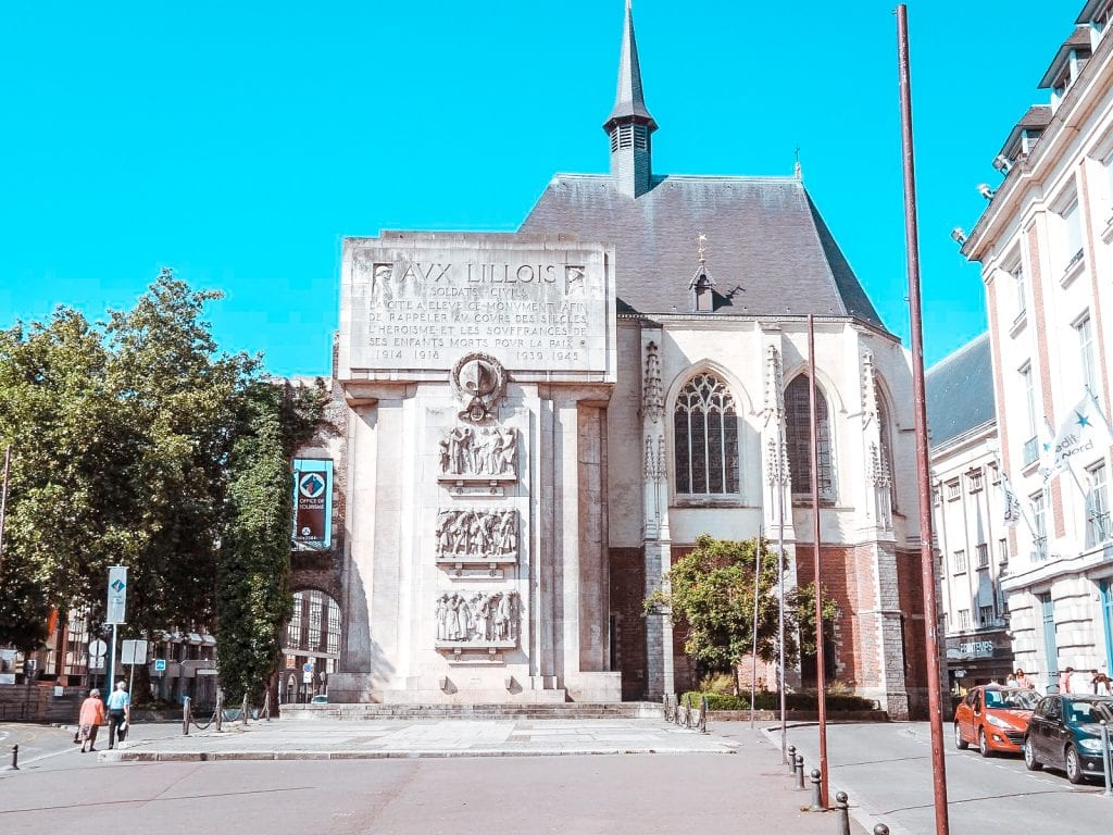 10 free things attractions to do lille tourist office
