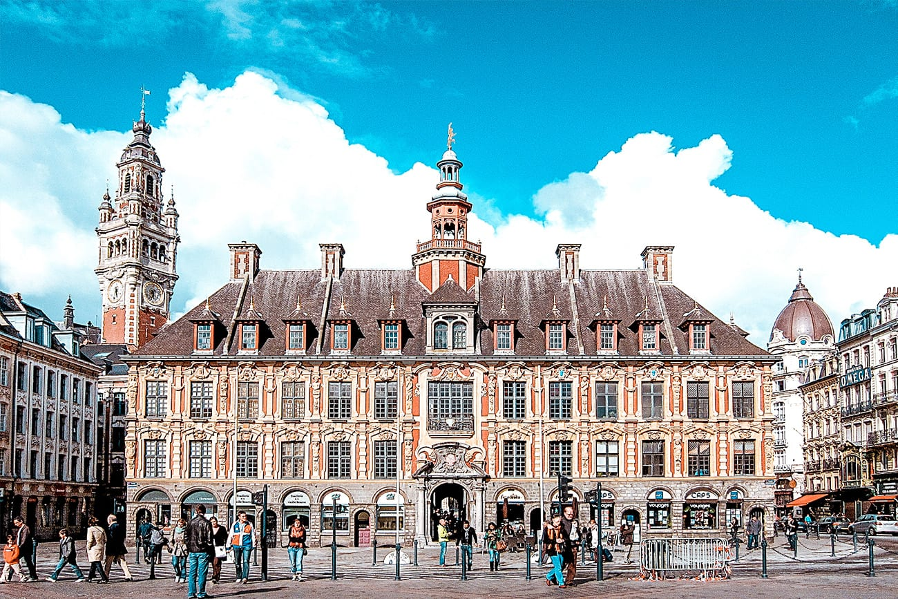 HERO IMAGE best free things to do in lille