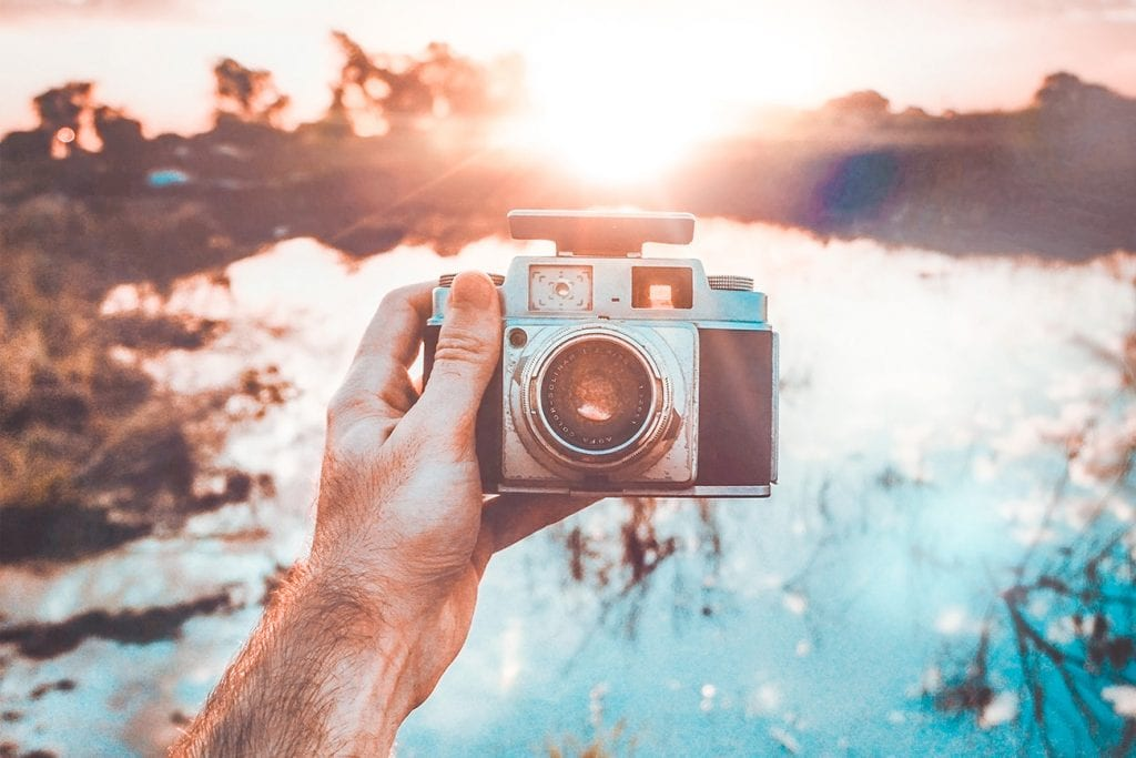 HERO IMAGE best travel cameras 2019
