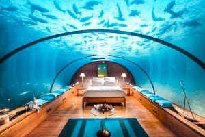 HERO IMAGE best underwater hotels in the world