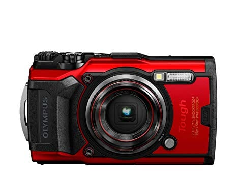 best travel camera 2019 Olympus Tough Tg 6