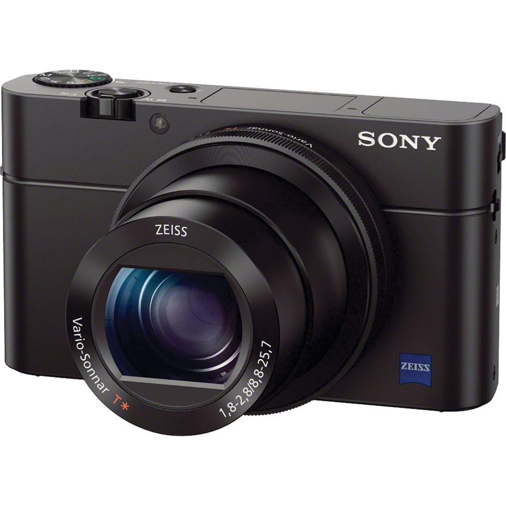 best travel camera 2019 Sony Cyber Shot Rx100 III​