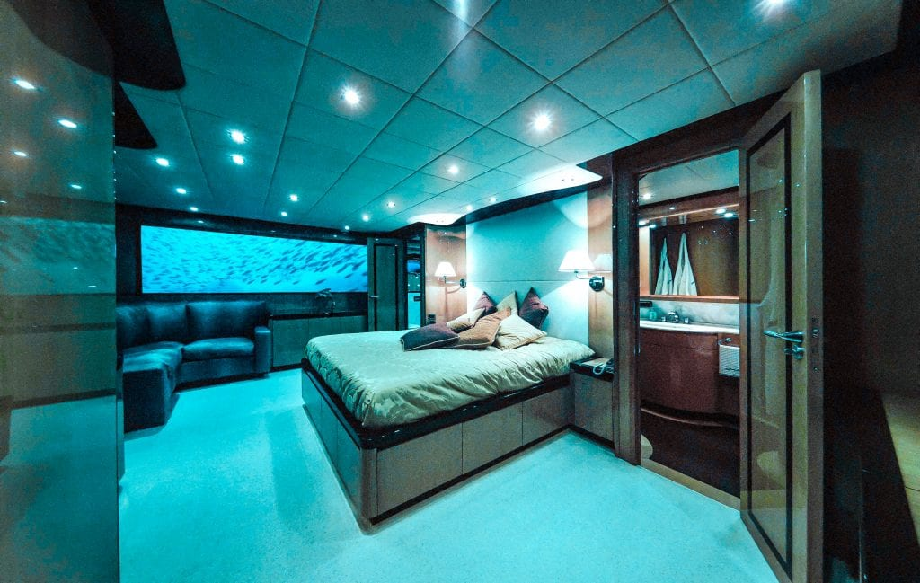 top underwater hotel rooms Lovers Deep Submarine In The Caribbean