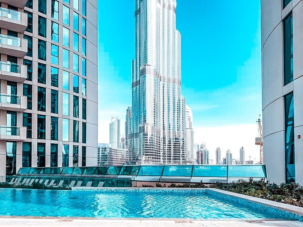 cheapest hotels dubai downtown HiGuests Vacation Homes - Burj Vista