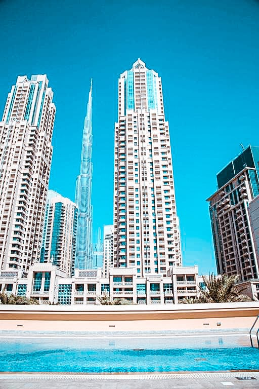 cheapest hotels dubai downtown higuests claren towers