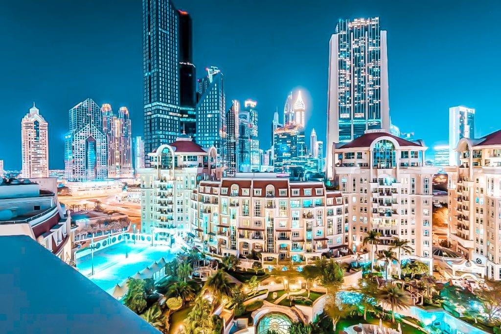 cheapest hotels dubai downtown roda al murooj