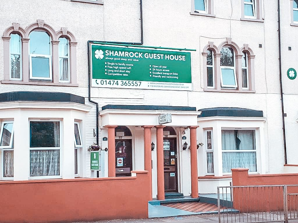 best places to stay gravesend shamrock