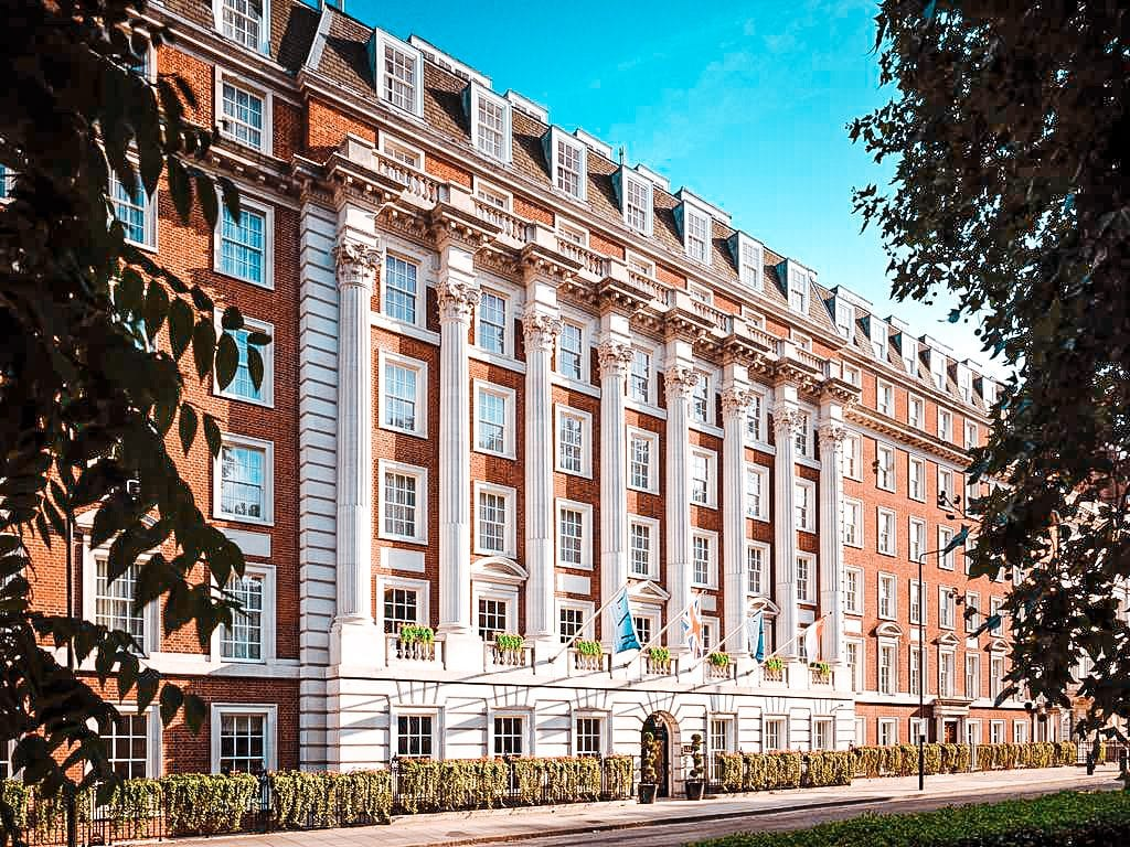 best places to stay hotels accomodation mayfair The Biltmore
