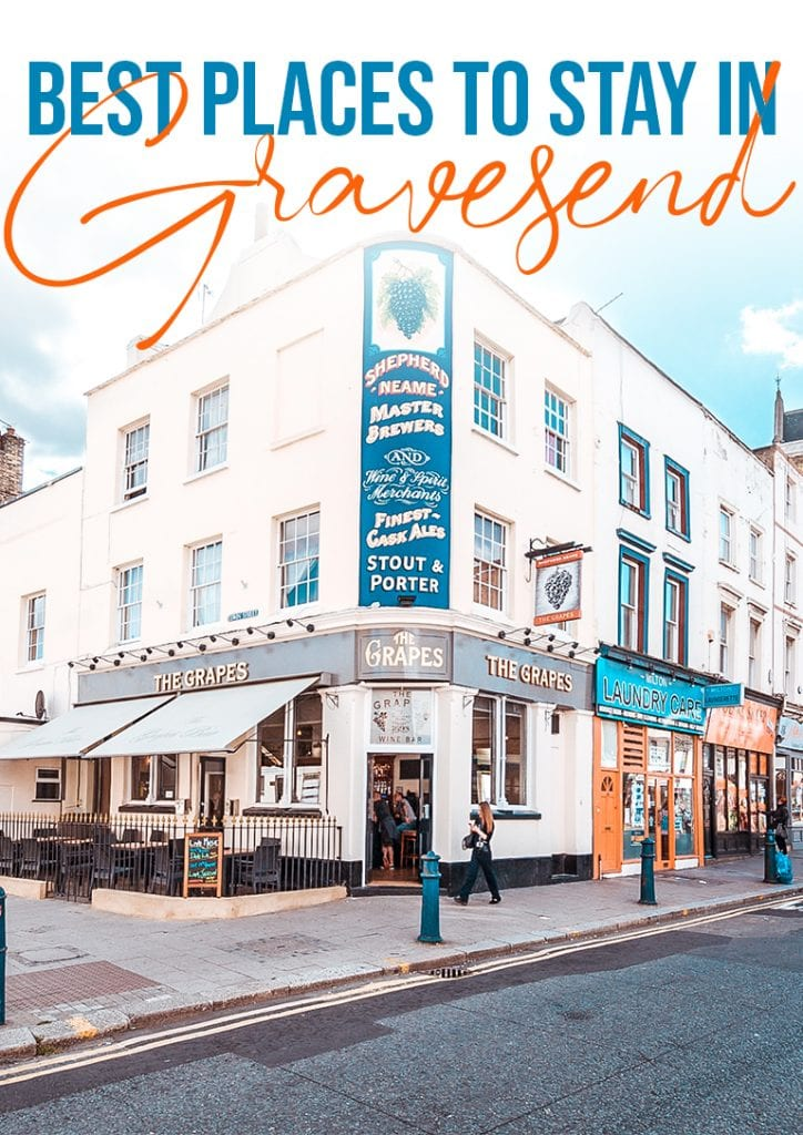 best places to stay in gravesend