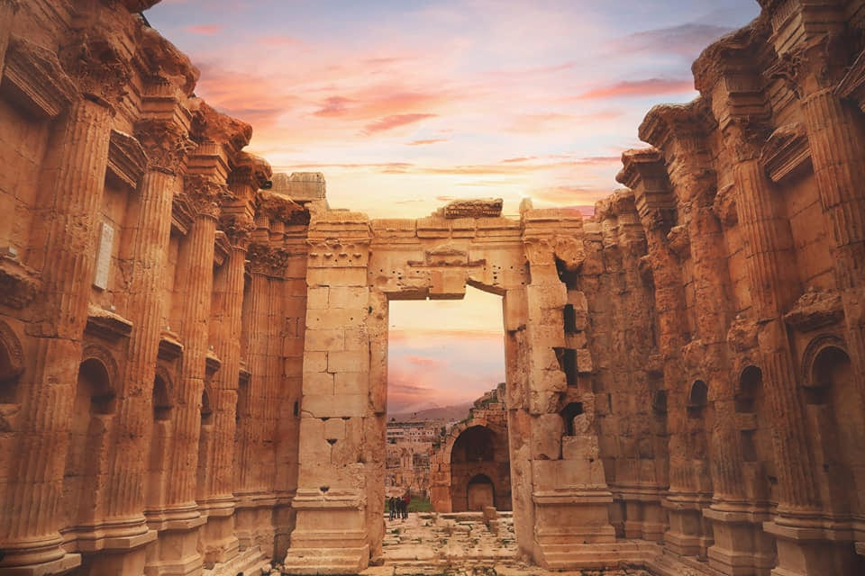 how to safe go to baalbek bekaa lebanon