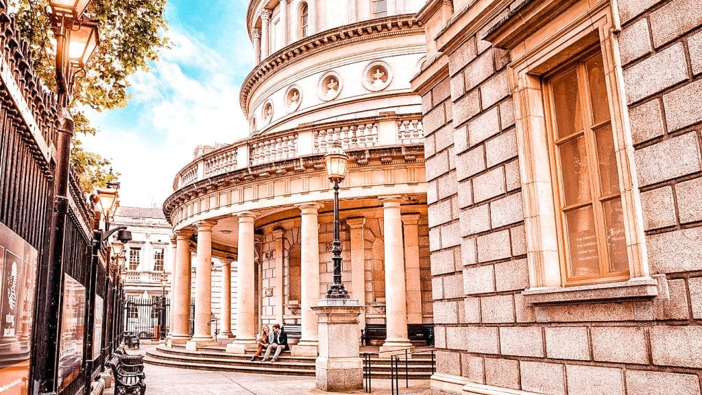 Best free things to do in Dublin national museum of ireland