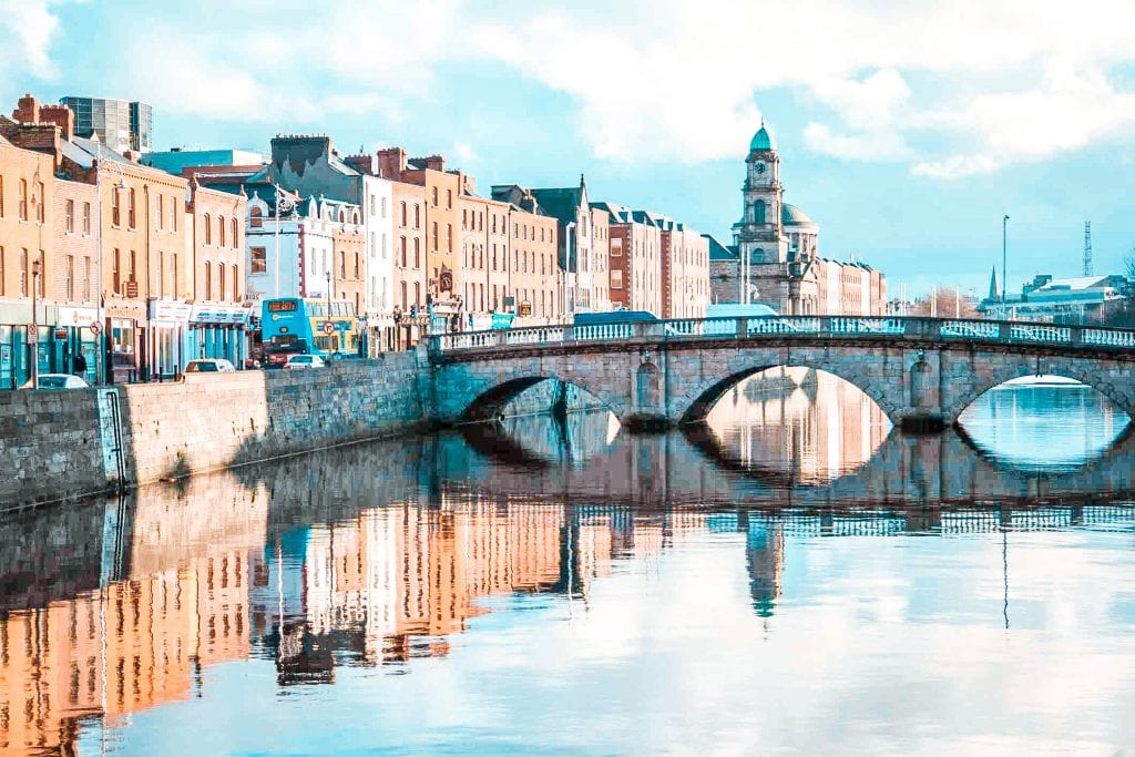 Best free things to do in Dublin self guided walking tour