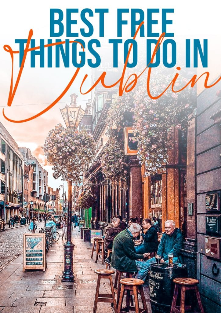 best free things to do in Dublin