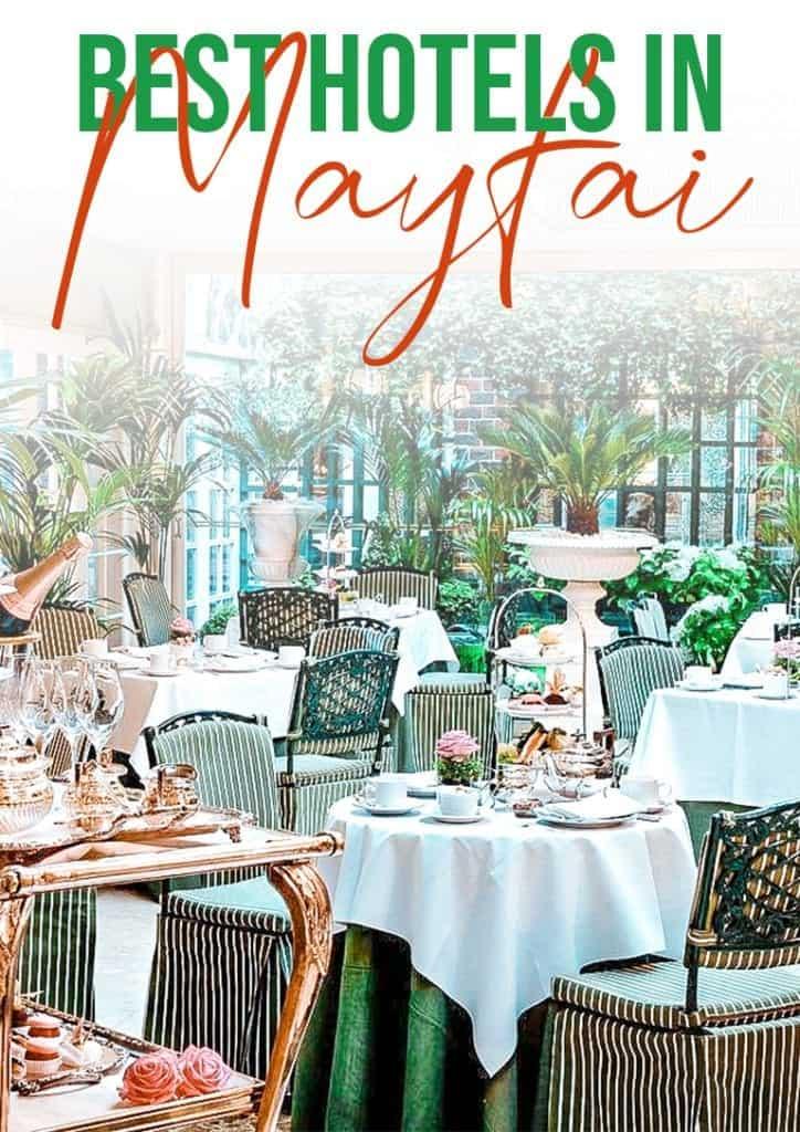 best hotels in mayfair london