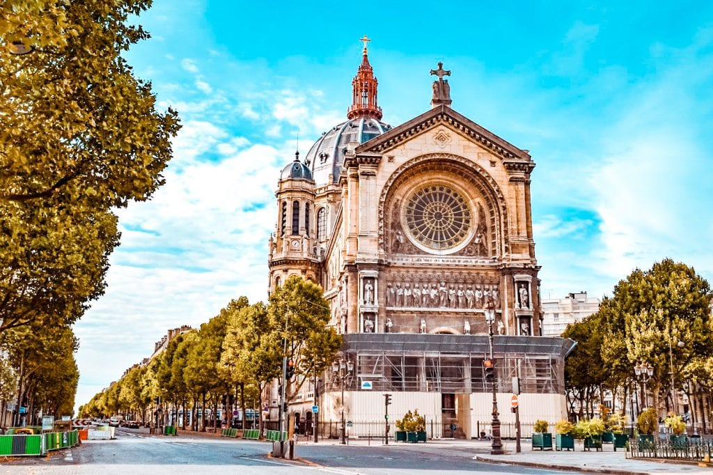 churches paris alternative notre dame sainte augustine