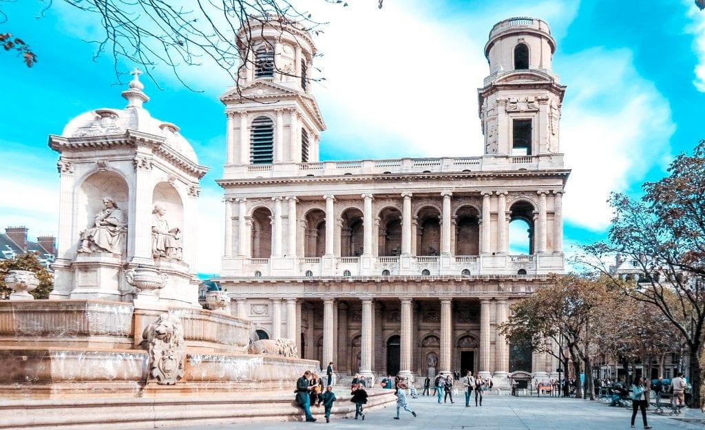 churches paris alternative notre dame sainte sulpice