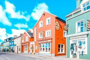 Cheap hotels dingle hero