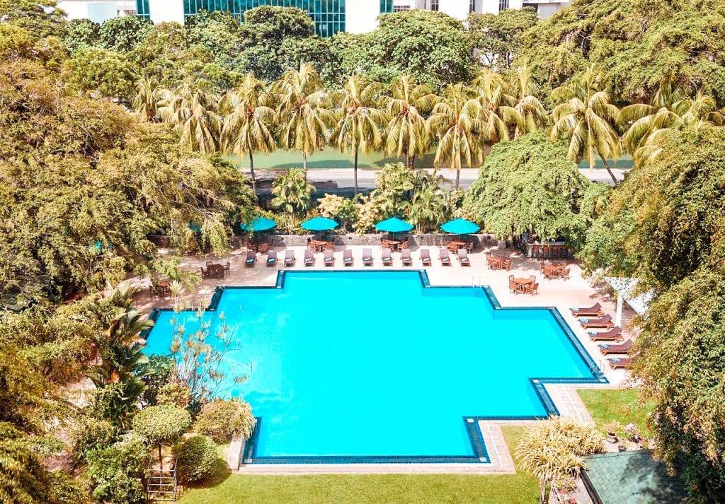 best 5 star hotels colombo cinnamon grand