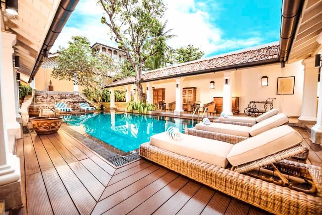 best 5 star hotels colombo d pavilion boutique