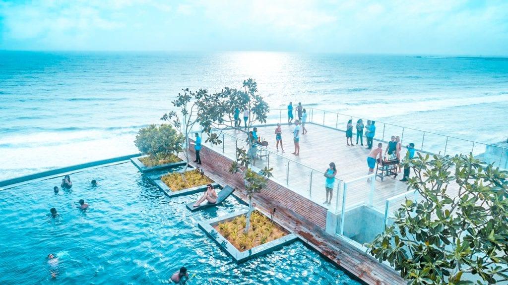 best 5 star hotels colombo marino beach