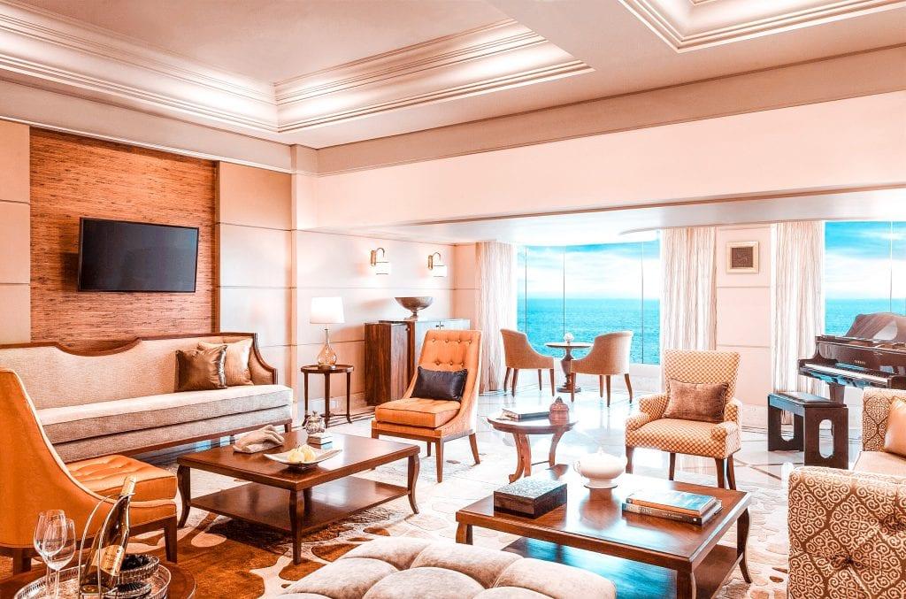 best 5 star hotels colombo taj samudra