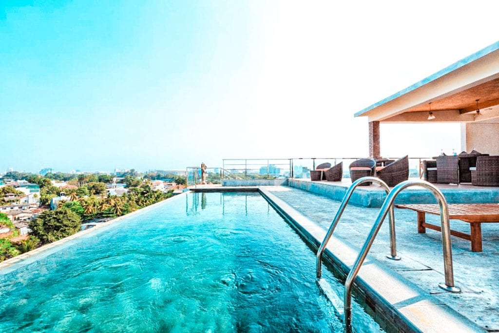 best 5 star hotels colombo trillium