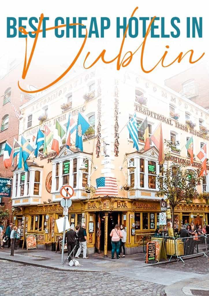 best cheap hotels in dublin