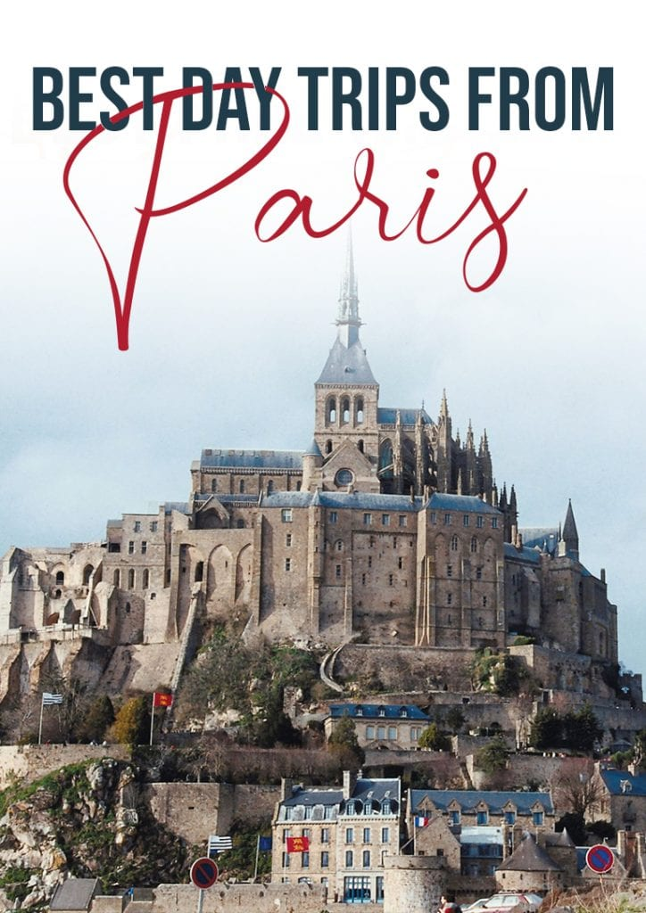 best day trips from Paris guide