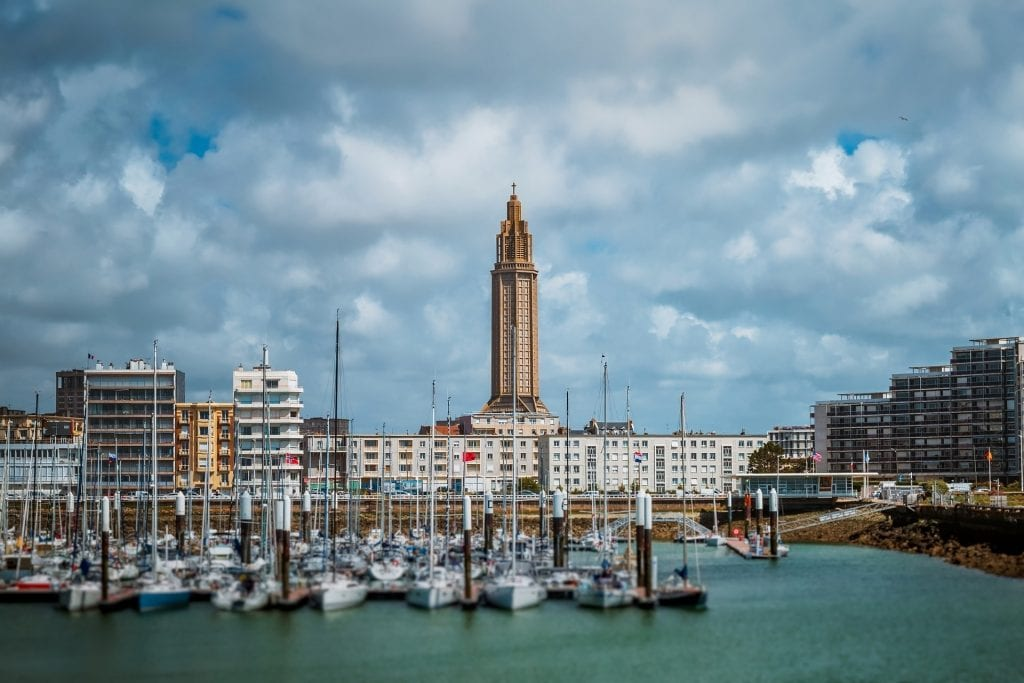 best daytrips from Paris le havre