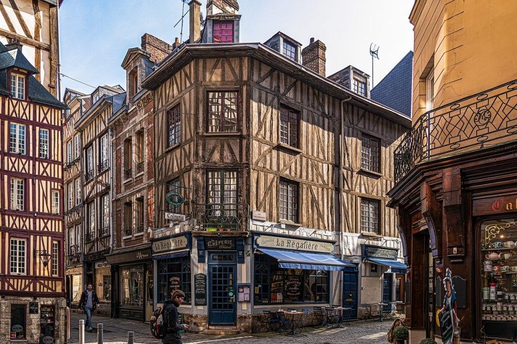 best daytrips from Paris rouen