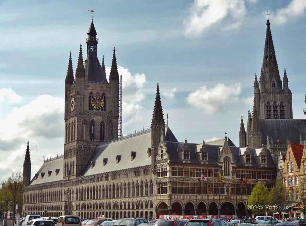 best daytrips from Paris ypres