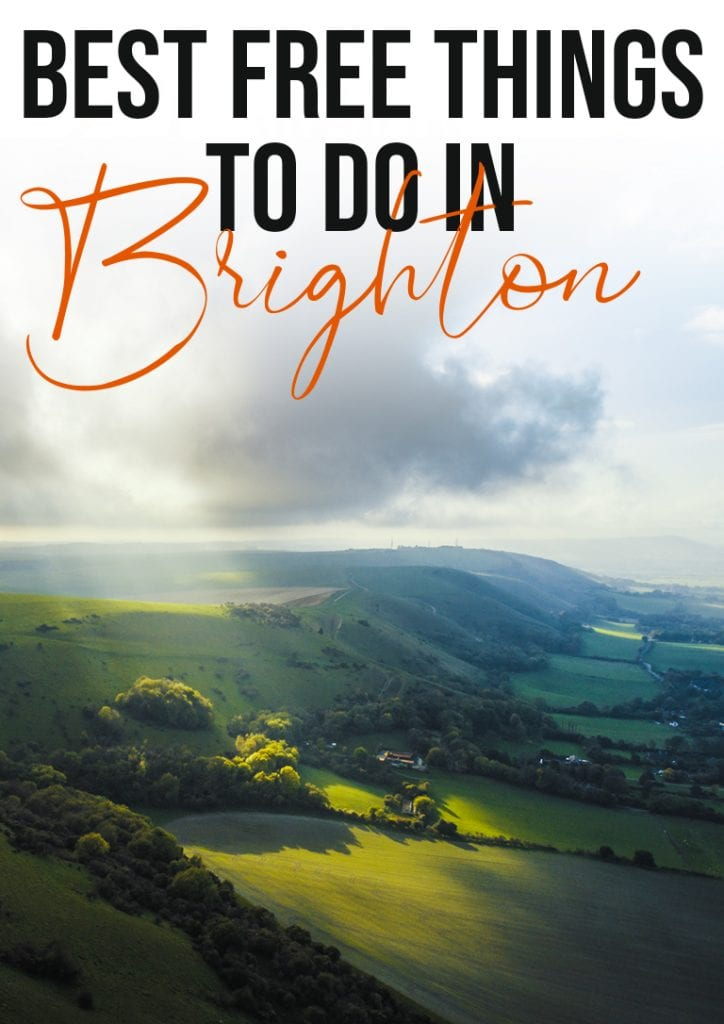 best free things to in brighton