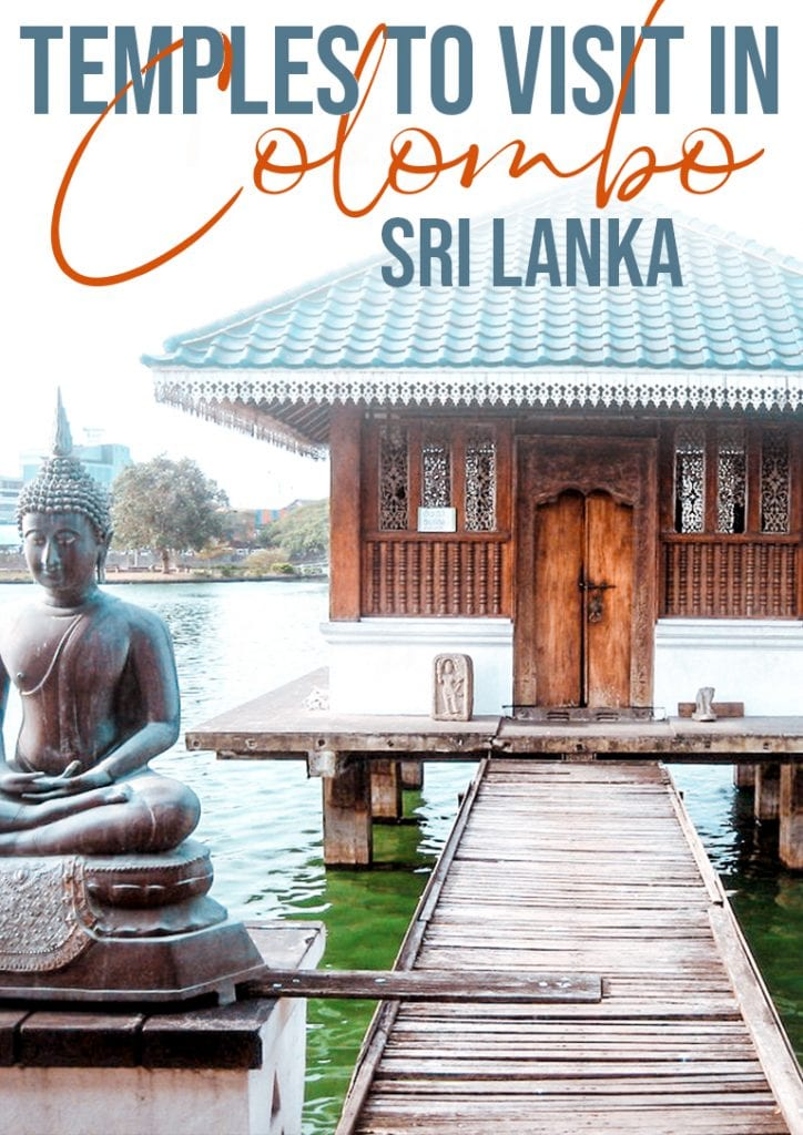 best temples you can visit in colombo sri lanka