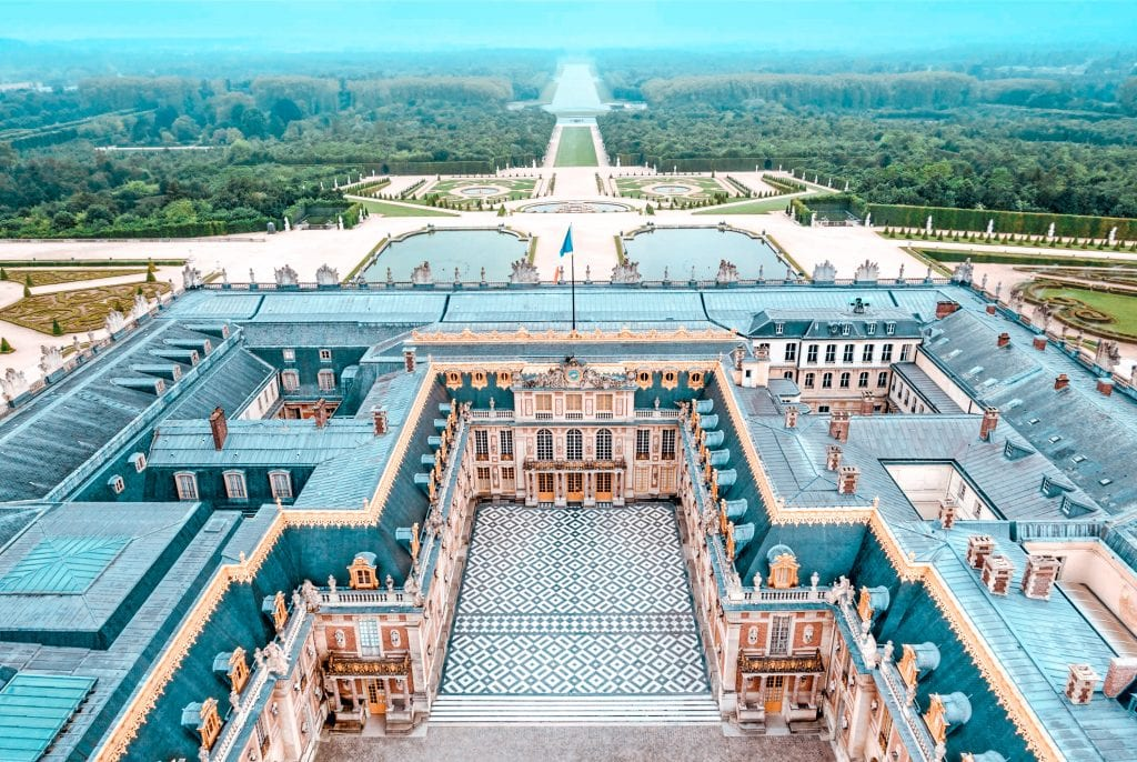 best things to do Versailles palace