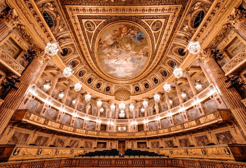 best things to do Versailles royal opera