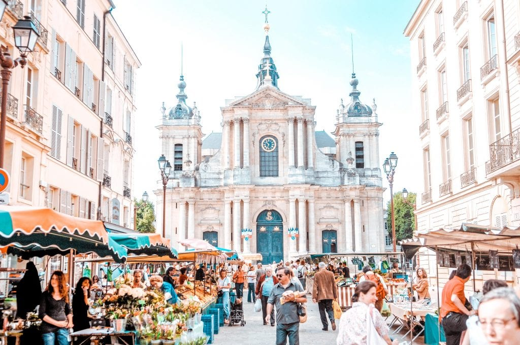 best things to do Versailles town