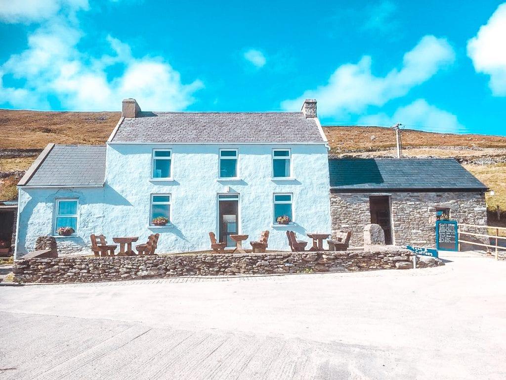 cheap hotel dingle old irish farmhouse