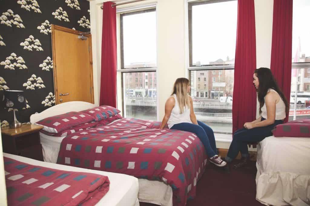 cheap hotels dublin abigails hostel