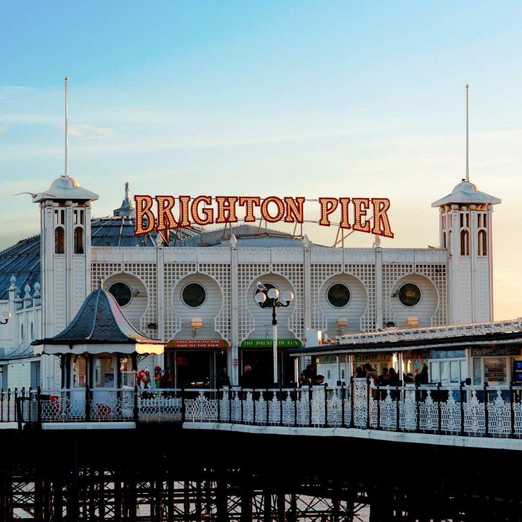 free things brighton pier