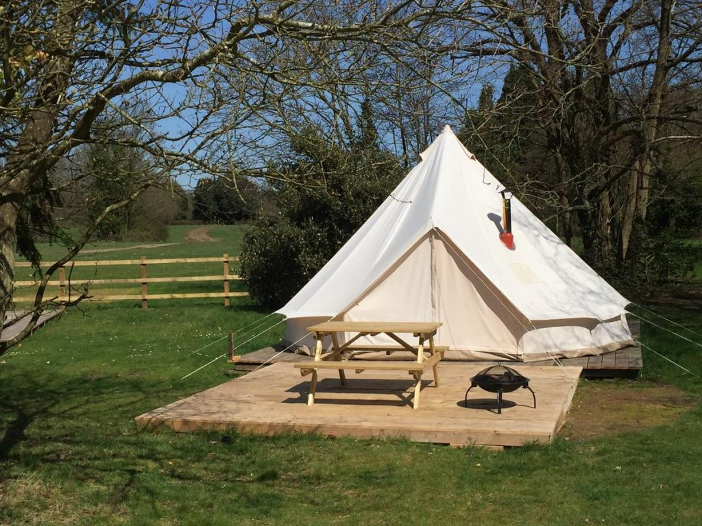 new forest glamping spots bell tent glamping new forest
